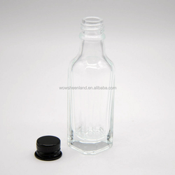 wholesale wine bottles 30ml 1oz mini glass