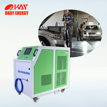 Car care engine cleaning equipment hydrogen car carbon cleaner
