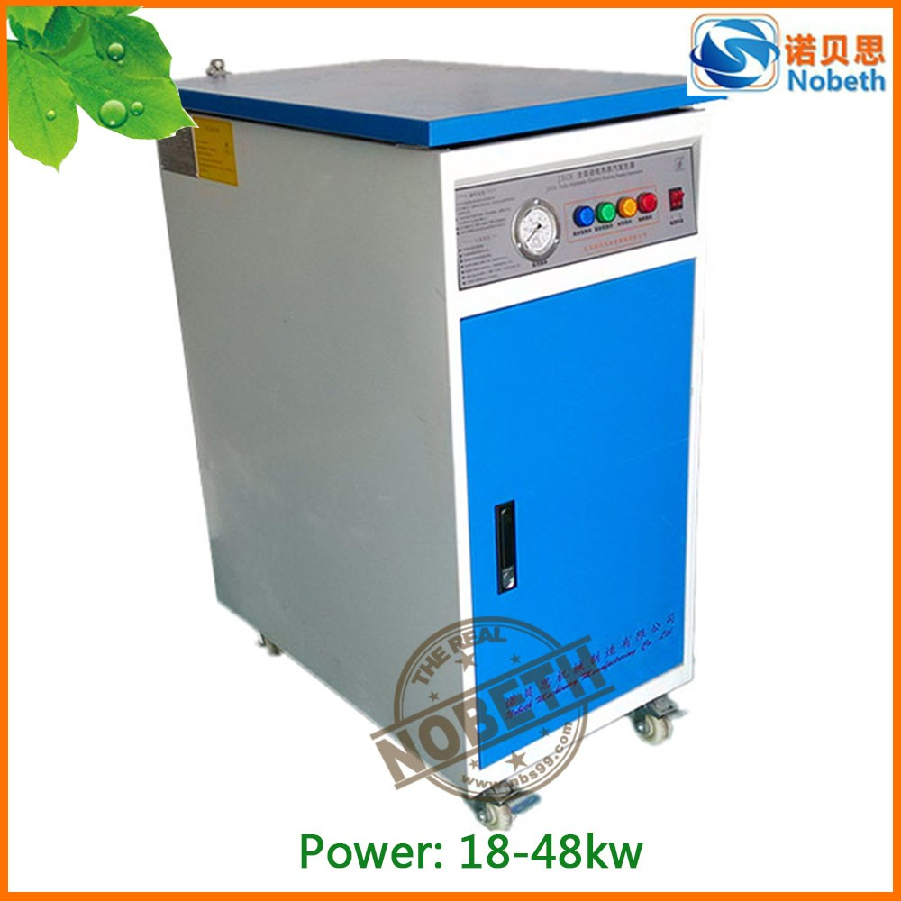 Fast deliverying 24kw 32kg electrical power mini steam generator