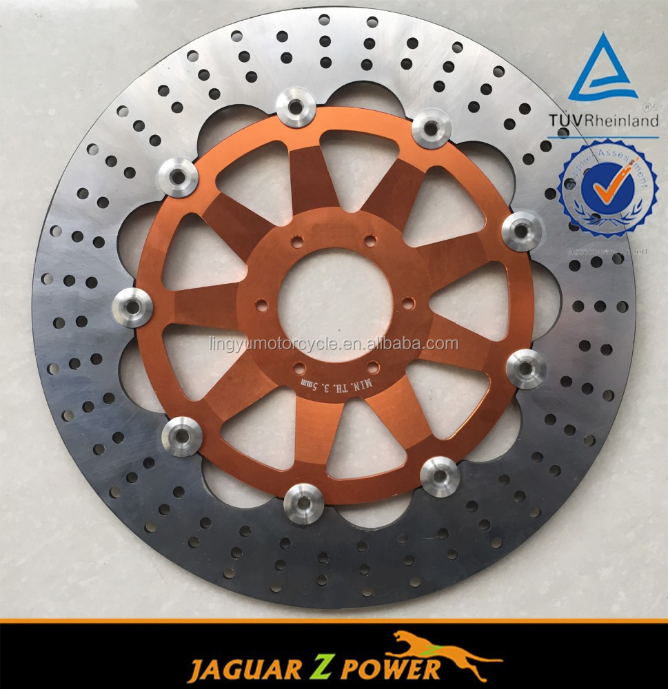 320mm Stainless steel Oversize Supermoto Front Brake Disc Rotor for Ktm