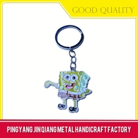 Wholesale alibaba customized keychain anime