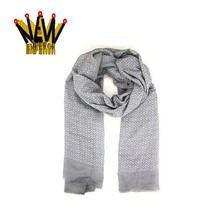 Exported Good Quality Wholesale New Plain Dyed Cotton Scarf