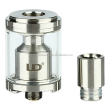 Healthy Huge Vapor Hottest Adjustable Air Flow Clearomizer UD Goblin Mini V2 RTA Tank E Cig Atomizer - 3ml