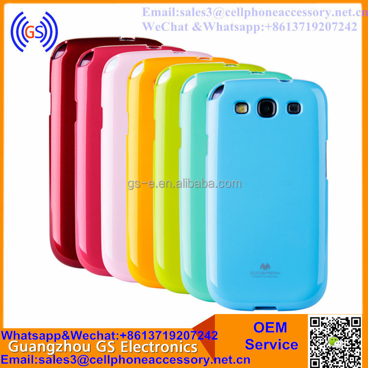 For Samsung Galaxy Ace2 I8160 Phone Case,Jelly Tpu Case For Samsung Galaxy Ace 2 I8160