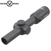 Vector Optics Thanator 1-8X Scope 1-8x24 Riflescope with Red Illuminated VTC MIL Retile 1/10 MIL CQB Compact