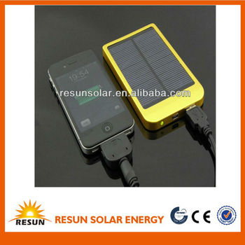 hot sale and cheap price solar mobile phone charger