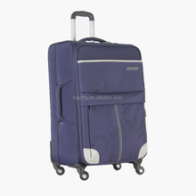 Hot sale carry on luggage travel suitcase 3 piece trolley luggage set