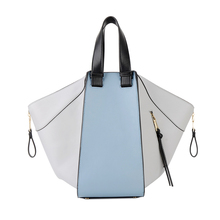 Fashion Ladies Handbags Folding deformation package Hammock Bag New Style Wholesale PU Handbags