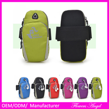 New Arrival Best Design Outdoor Cycling Running Sports Wrist Pouch Mobile Phone Arm Bag