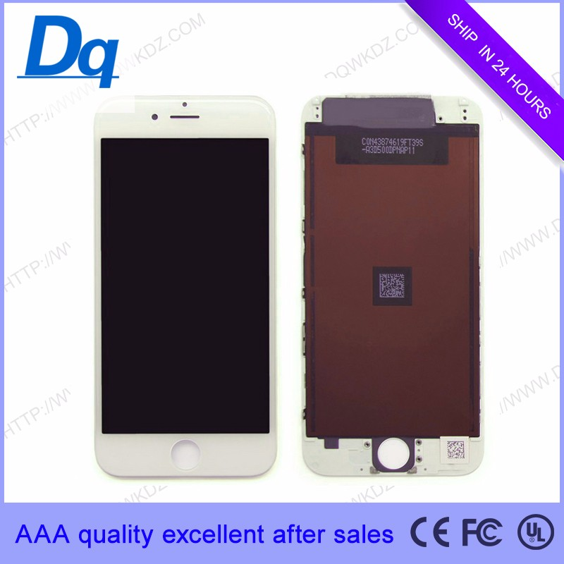 YLX sale high quality low price for iphone 6,for iphone 6 digitizer assambly, lcd screen for iphone 6