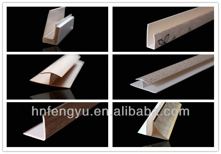 laminated interior decor pvc ceiling with mid-groove , pvc ceiling panel china supplier