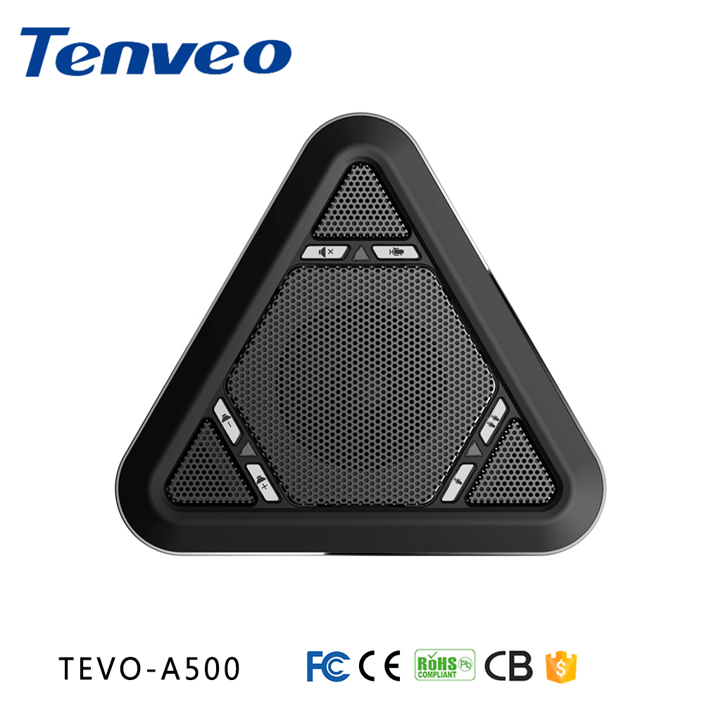 TEVO-A500 Factory <strong>providing</strong> for video conferencing omnidirectional microphone 5m radios