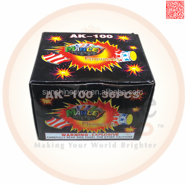 Chinese silver crackers bomb fireworks with high quality big bang firecracker for wholesale