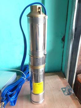 Solar power pump buying online in china solar submersible pump