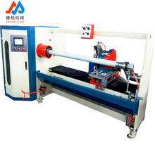 China manufacturer cloth tape manual cutting machine making
