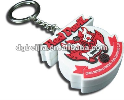 Customized Design Silicon Rubber Wall Key Holder