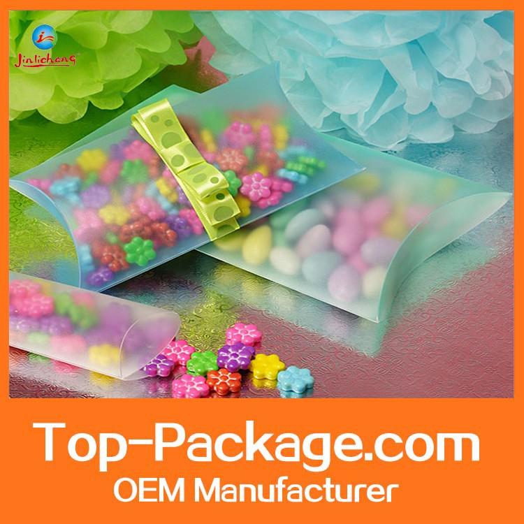 Clear Plastic Box Package PVC Boxes