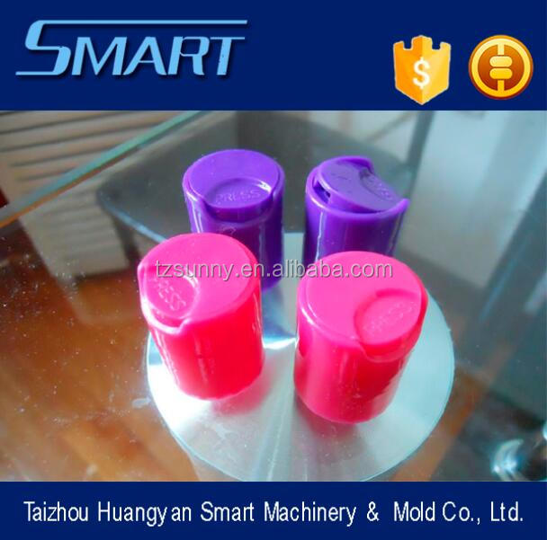 Customizable quality-guarantee plastic cosmetic bottle cap mold