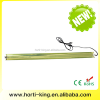 Hydroponic T5 Fluorescent Lighting Fixture