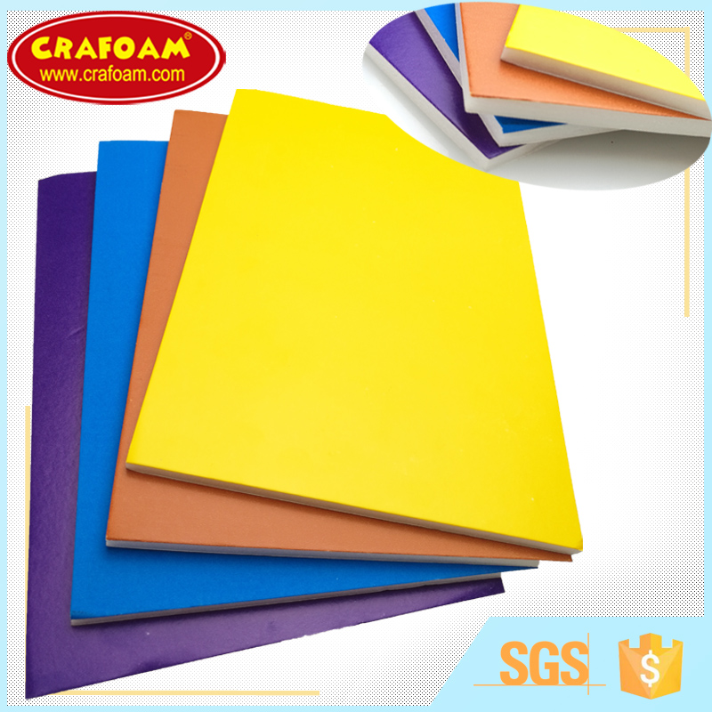 hot sale llightweight construction materials 5-20mm foam board