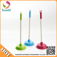 Best price superior quality toilet rubber plunger