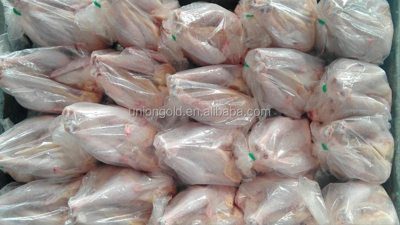 Imam slaughter Halal frozen whole Chicken