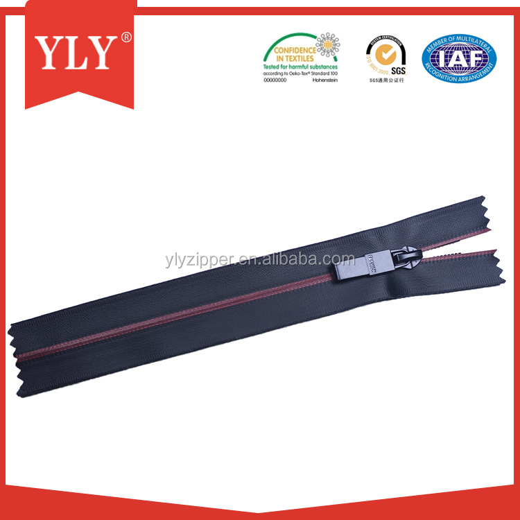 Cheap price 5# waterproof nylon zipper for tents/bag