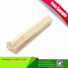 Disposable Round Bamboo Marshmallow Roasting Sticks