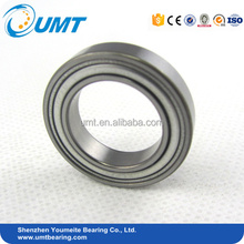 Factory Directly Deep Groove Ball Bearing 6301 ZZ 2RS