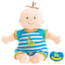 Wholesale lovely soft plush baby alive doll