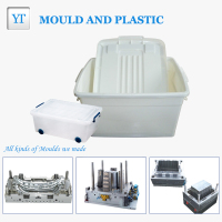 High quality two decades factory making plastic products steel mold