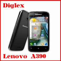 wholesale lenovo A390t A316 A516 A396 A318T android 4.0 MTK6577 Dual core RAM512 ROM4GB Cheap Phone