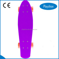 New Custom Kids Mini Plastic Skateboard Banana Board Skate board Sale Cheap