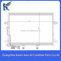 Auto Part Air Cooled Condenser For Benz W211
