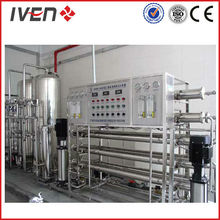 Industrial ro water di system