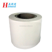 coated paper roll printed for food with customer logo