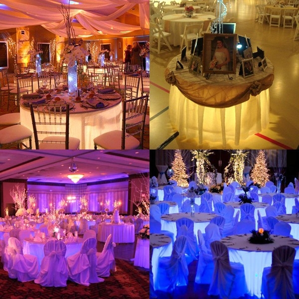 Wholesale party and wedding decoration remote controller battery led lights for party decoration