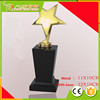 Wholesale Gold Silver Bronze Color Star Figure Trophy Awards on promotion