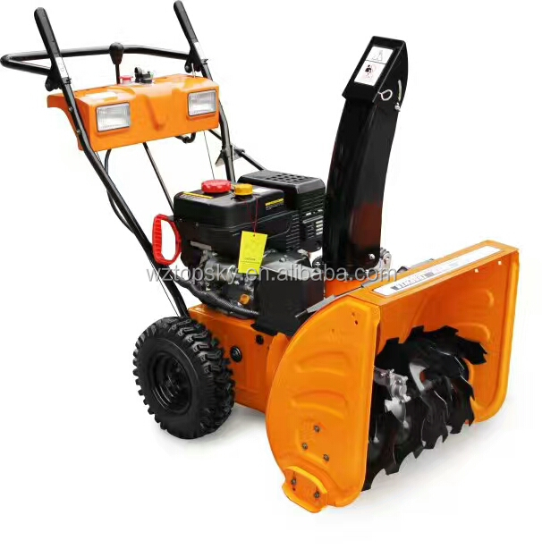 Multi-Use Snow Sweeper, Snow Blower/Thrower, Snow Blade
