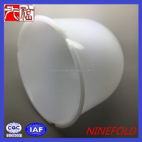 plastic cover for led lamp transparent plastic cover plastic lamp cover