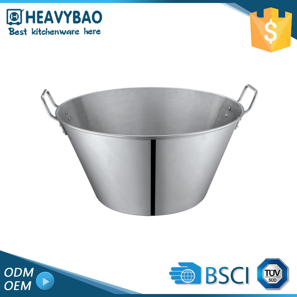Heavybao Stainless Steel Oval Mini Beer WIne Champagne Ice Metal Bucket Cooler Wholesale