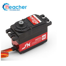 JX Servo PDI-HV5932MG HV Coreless Servo 0.1 sec 30kg Large Torque High Speed Digital Metal Gear Servo motor