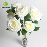 Wedding bouquet Wholesale romantic rose with attractive flowers for bride