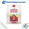 2016 New Products Squeeze Refillable Foil Drink Pouch For Juice And Liquid