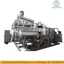 Used Ship Oil Engine Oil Distillation Recycling Machine