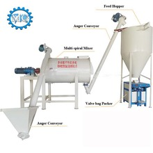 Top-selling Dry Mix Mortar Production Line/Formula Provided/Tile Adhesive Making Machine