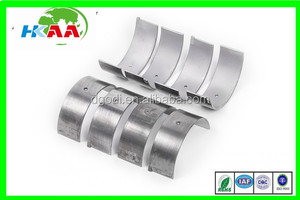 Heavy duty engine main connecting rod bearing