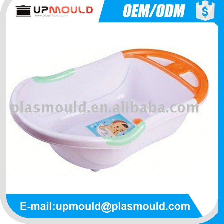 plastic babytub mould/injection moulding plastic bath tub mold