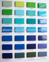 epoxy/polyester powder coating