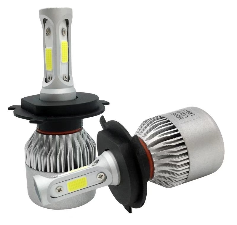 S2 hot selling qualified <strong>car</strong> LED headlight H1 H3 H7 H8 H9 <strong>H10</strong> H11 9005 9006 880 881 8000LM 36w head <strong>lamp</strong>